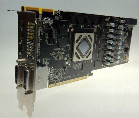 Видеокарта PowerColor HD 7970 Vortex 2 Edition без системы охлаждения