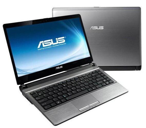 Ультрапортативный ноутбук Asus U82U