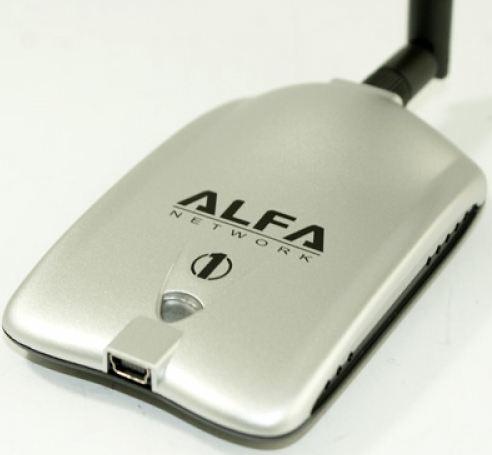 Wi-Fi адаптер Alfa Awus036h
