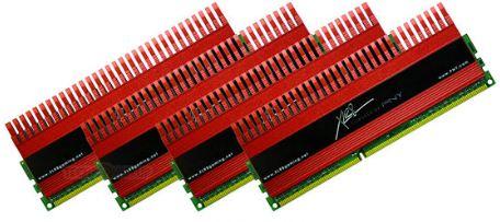PNY анонсировали новые комплекты памяти DDR3 XLR8