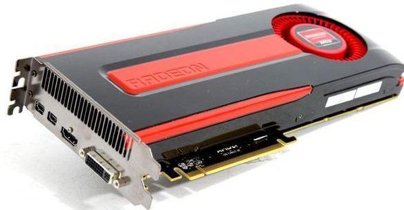 Цена Radeon HD 7970 остается на прежнем уровне