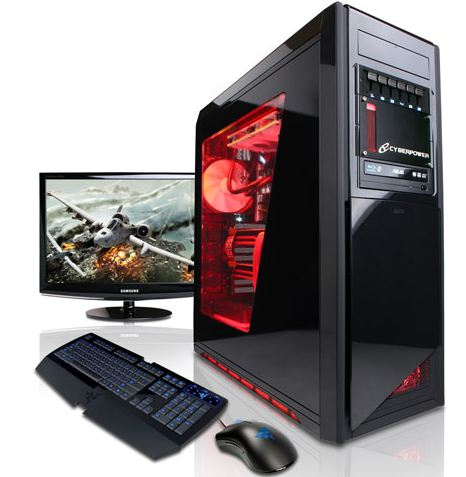 CyberpowerPC запускают компьютеры на базе Intel Z77