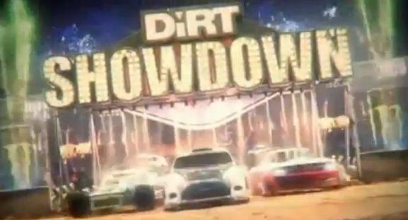 Выход Dirt Showdown назначен на май