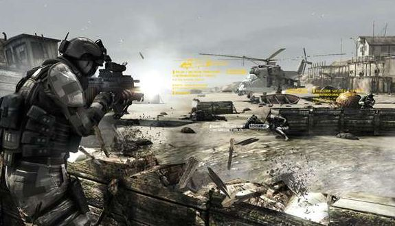 ПК-версия Tom Clancy's Ghost Recon: Future Soldier выйдет в июне
