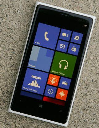Проблему Lumia 920 исправят в короткие сроки