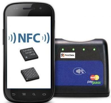 Распространение технологии NFC