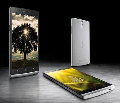 Новый смартфон OPPO Find 5