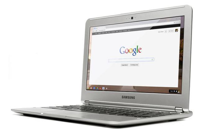 А вот Google предлагают свой Samsung Series 5 Chromebook для учебы