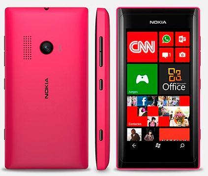 Официально представлен смартфон Lumia 505