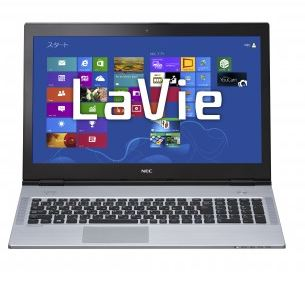 Ноутбук NEC LaVie X