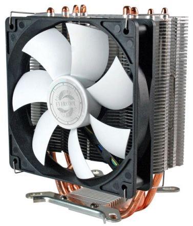EVERCOOL представляют CPU кулер Venti