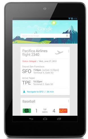Бюджетный Nexus 7 в начале будущего года?