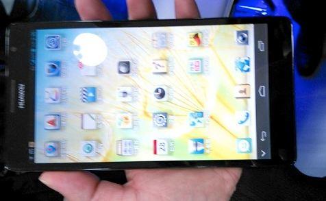 В Поднесбесной состоялся анонс смартфона Huawei Ascend Mate