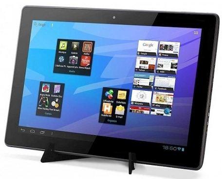 Компания Archos собирается выпустить планшет FamilyPad 2