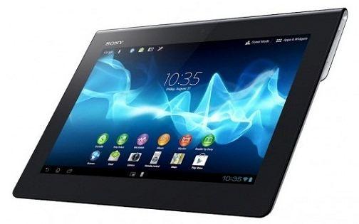 Скоро появится планшетник Xperia Tablet S от Sony