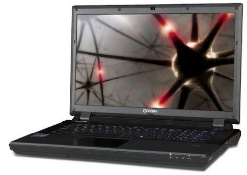 ORIGIN PC выпустили игровой ноутбук класса high-end с NVIDIA 3D Vision 2