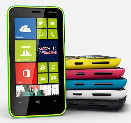 Смартфон Nokia Lumia 620