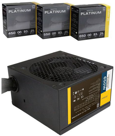 Блоки питания Antec EarthWatts Platinum