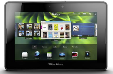 Планшет Blackberry Playbook