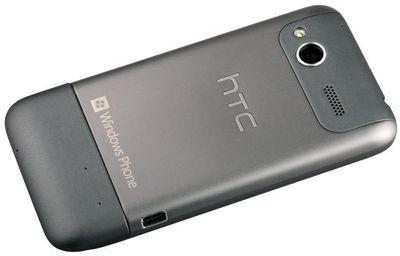 Камера HTC Radar