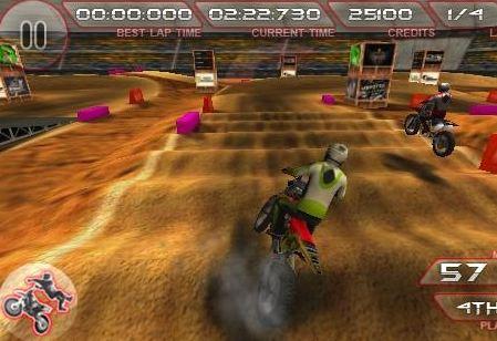 Игра Freestyle Dirt Bike