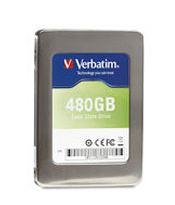 Verbatim представили новые SSD 2,5' на CES 2012