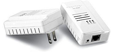 Сетевой адаптер TRENDnet TPL-306E