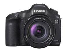 А это предшественник - Canon EOS 5D Mark II