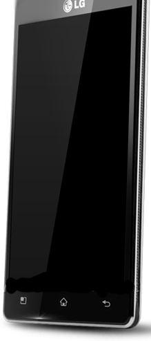 Новый смартфон LG X3