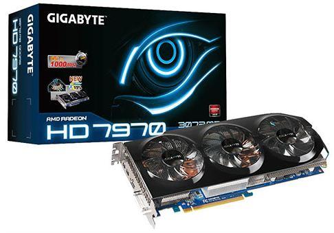 Видеокарта Gigabyte GV-R797OC-3GD