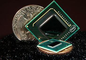 Новые модели процессоров Intel Atom