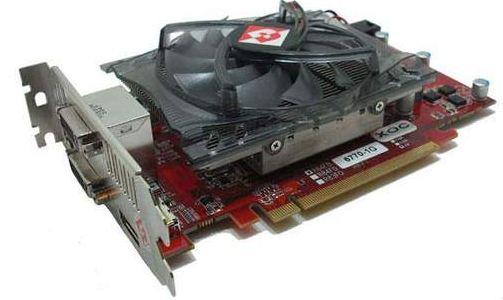 Видеокарта Diamond Radeon HD 6770 XOC