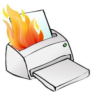 Печать принтера - это побочный эффект вируса