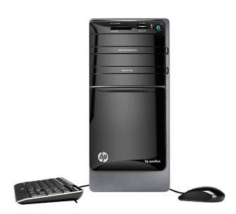 Готовый компьютер HP p7-1235
