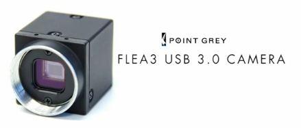 Камера 4K Flea3