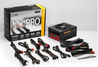 Блок питания High Current Pro Platinum 1000