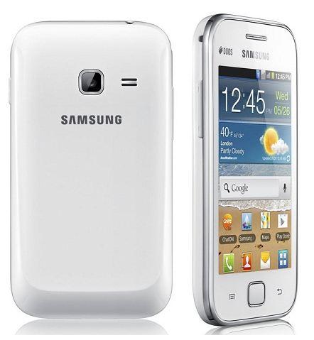 Начались продажи Galaxy Ace Duos