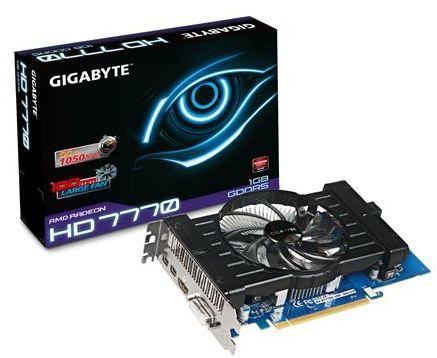 Gigabyte выпустили вторую ревизию видеокарты на базе HD 7770