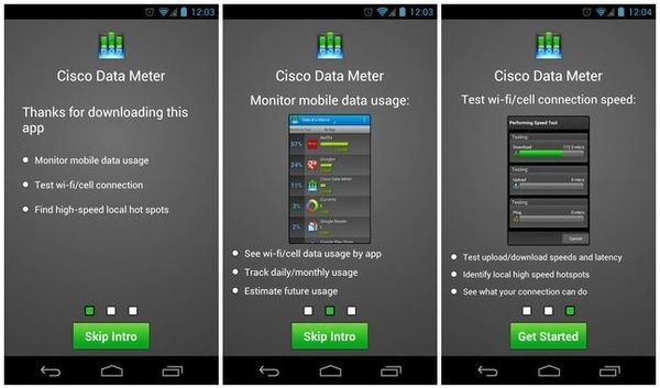 Программа Data Meter