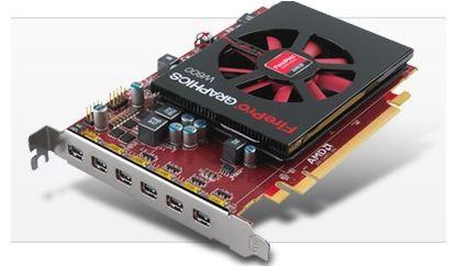 Видеокарта AMD FirePro W600 Professional