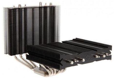 Процессорный кулер Black Series Genesis