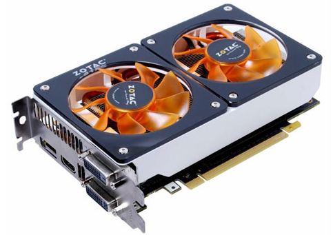 Видеокарта Zotac GeForce GTX 570 TwinCooler