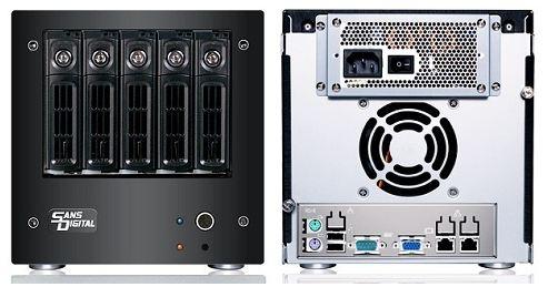 NAS сервер AN5L+