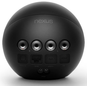 Медиаплеер Nexus Q