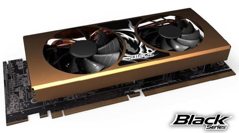 Elitegroup GTX 680 Black Series