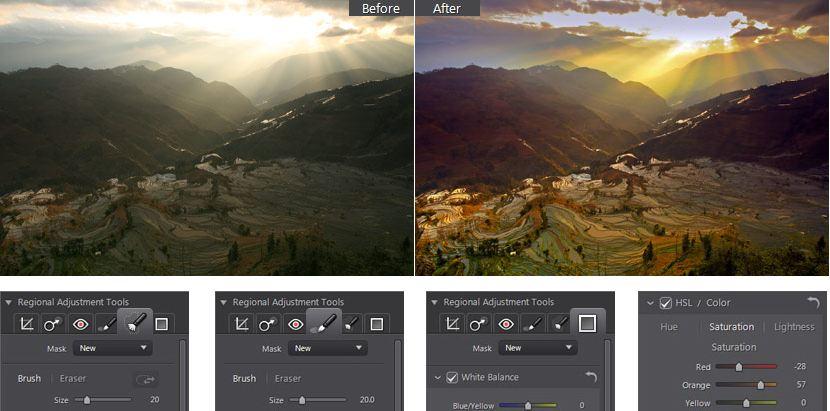 Программа PhotoDirector 3 от CyberLink