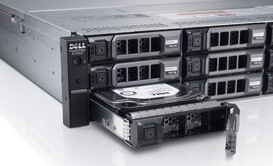Обновилась линейка серверов PowerEdge