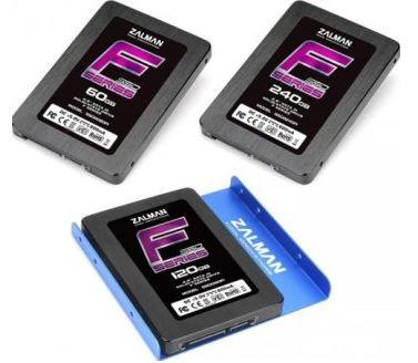 SSD накопители F1 от Zalman