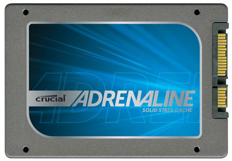 Твердотельный диск Crucial Adrenaline