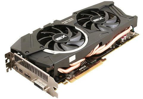 Видеокарта Sapphire Radeon HD 7970 OC Edition